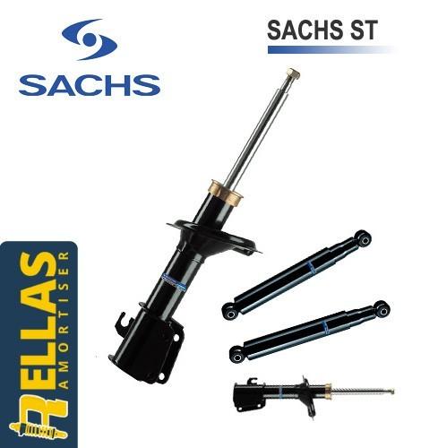 Αμορτισέρ για Smart 453 Sachs (2014-2018)