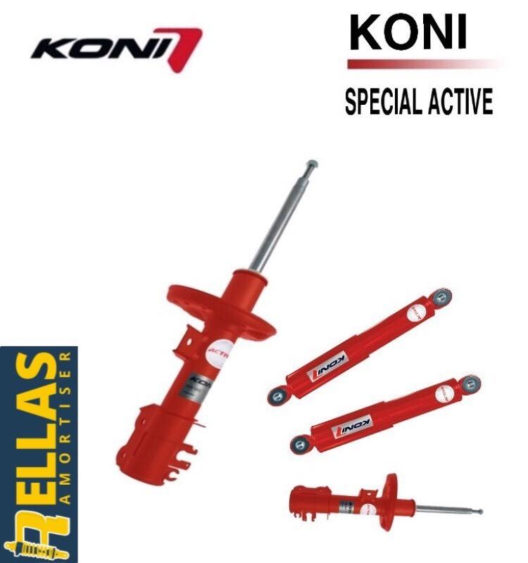 Αμορτισέρ για Skoda Scala Koni Special Active (2019-2022)