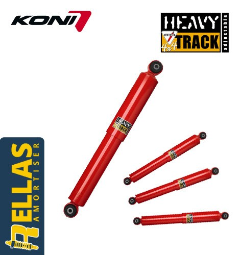 Αμορτισέρ για Hyundai Tucson Koni Heavy Track (2009-2015)