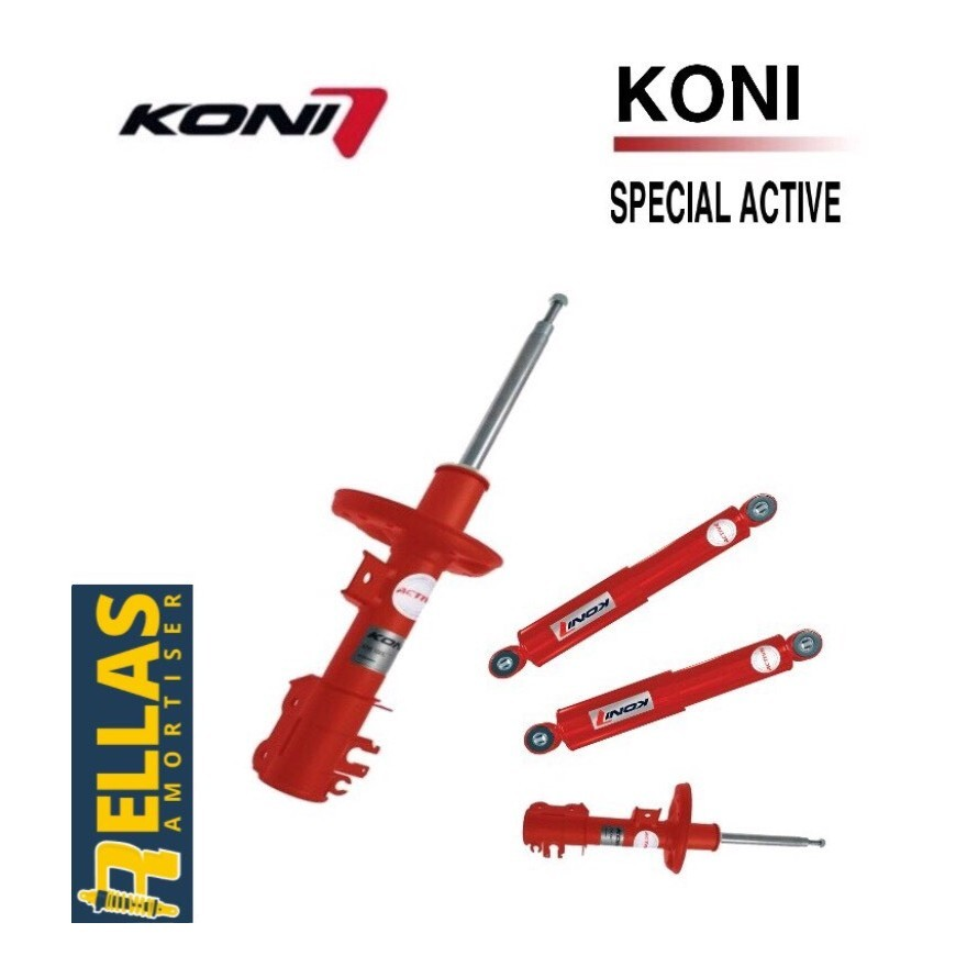 Αμορτισέρ για Audi A2 Koni Special Active (2000-2005)