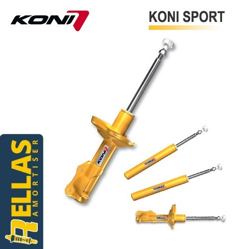 Αμορτισέρ για Ford Focus III Koni Sport (07/2010-09/2014)