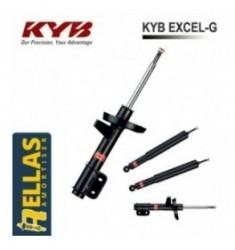 Αμορτισέρ για Jeep Compass (MK49) Kayaba Excel G (2006-2012)