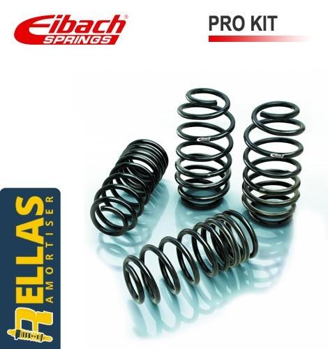 Ελατήρια Χαμηλώματος για Fiat Ulysse Eibach Pro Kit (2002-2011)